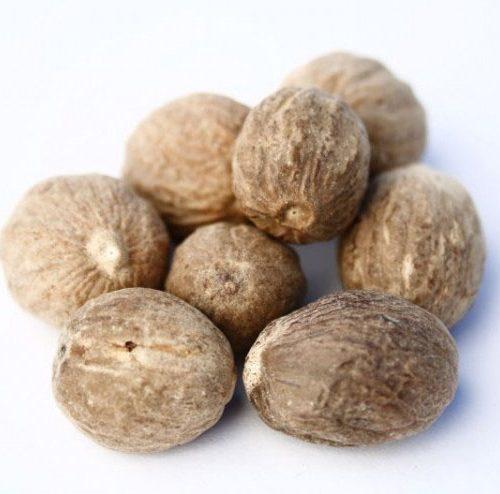 Nutmeg Whole - 20gm